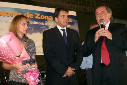 Rony Chaves en Tigre 2009