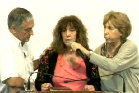 Testimonio: Ana Maria Capuzo