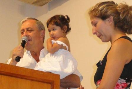 Presentación de Giovanna Juarez