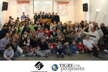 Saddleback Church Team en Argentina