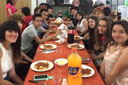 Cena de Navidad – Jovenes TCP