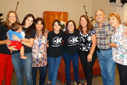 Conferencia Saddleback Kids en TCP