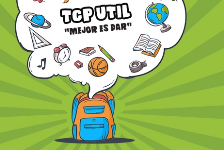 TCP UTIL Colecta Solidaria